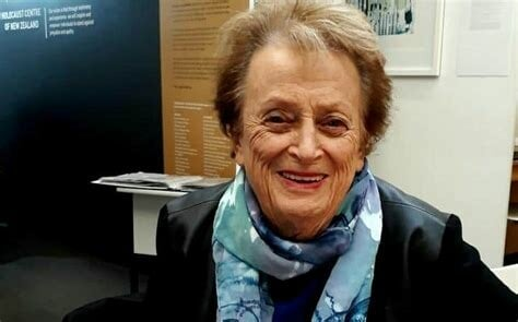 Holocaust Centre of NZ Founding Director nominated as Wellingtonian of the Year finalist