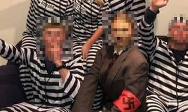 'Appalling': Christchurch partygoers slammed for 'ignorant' Hitler, Holocaust victim costumes