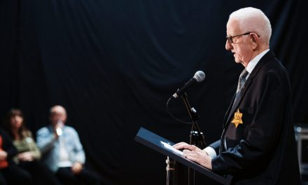 Holocaust Memorial Day 2021 – Botany, Auckland
