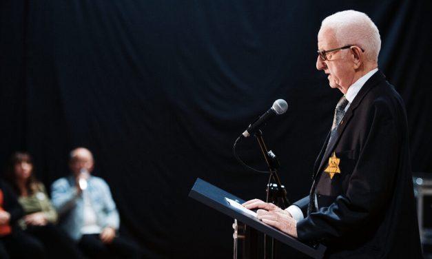 Holocaust Memorial Day 2021 – Botany, Auckland