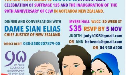 Council of Jewish Women celebrates 90th anniversary