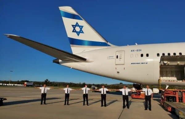 First-ever direct El Al flight to Australia evacuates stranded Israelis