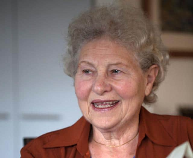 Auckland Jewish woman speaks about hiding from Nazi persecution in Poland