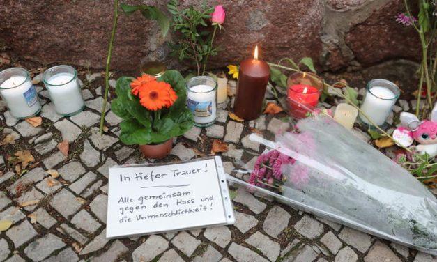 Condemnation of the Halle terror attacks