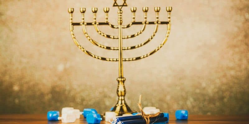 Happy Hanukkah from the Prime Minister