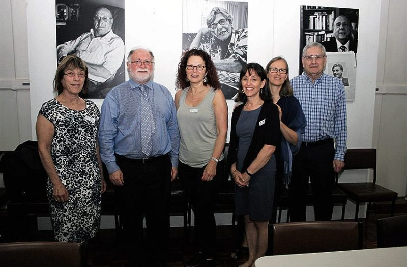 Holocaust organisations unite