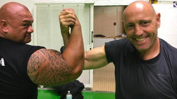 Israeli Counter-terror expert trains Kiwi professionals