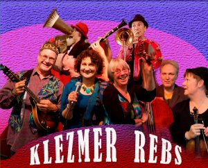 Klezmer Rebs Emerge from Hibernation