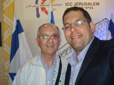 IINZ at the 6th Global Forum for Combating Antisemitism