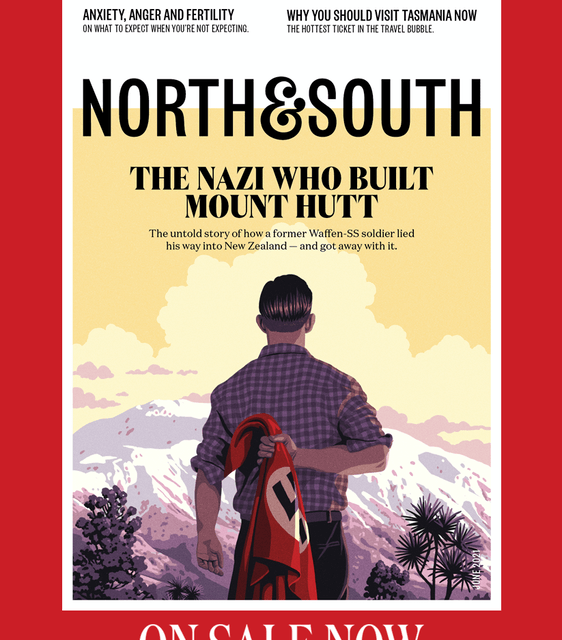 The Mt Hutt alpine hero with a dark Nazi past