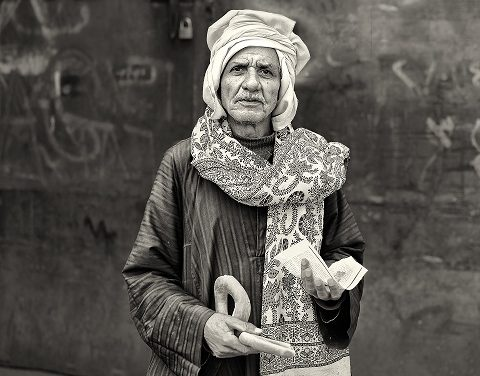 Faces of Cairo exhibition opening soon!