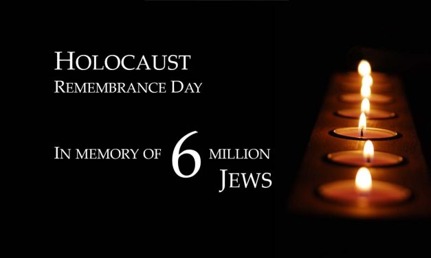 Honour Holocaust victims and survivors by standing up to hatred