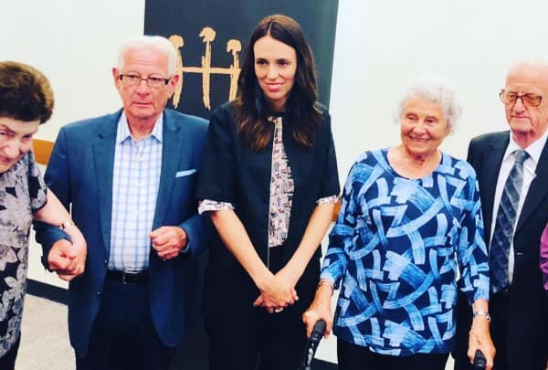 An eternal reminder to us all – NZ PM on Holocaust Remembrance Day