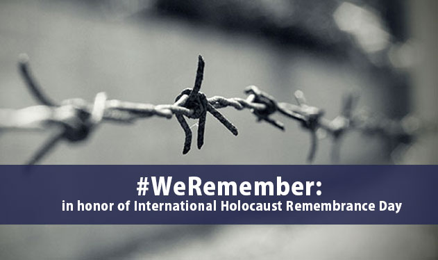 United Nations International Holocaust Remembrance Day 2019