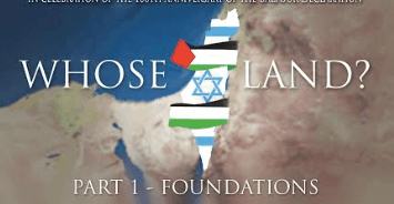 Whose land - Notice of the 2020 Annual General Meeting of the Zionist Federation of NZ