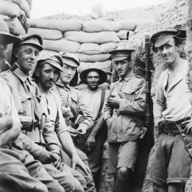 Remembering the ANZACs and the Zion Mule Corps