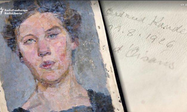 NZ Connection to Murdered Jewish Painter's Work Found Hidden In Prague House