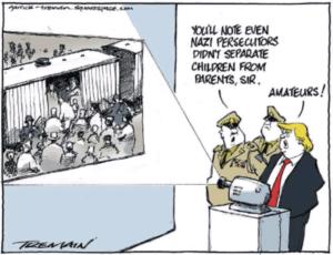 Kiwi Commentators Reveal Holocaust Ignorance