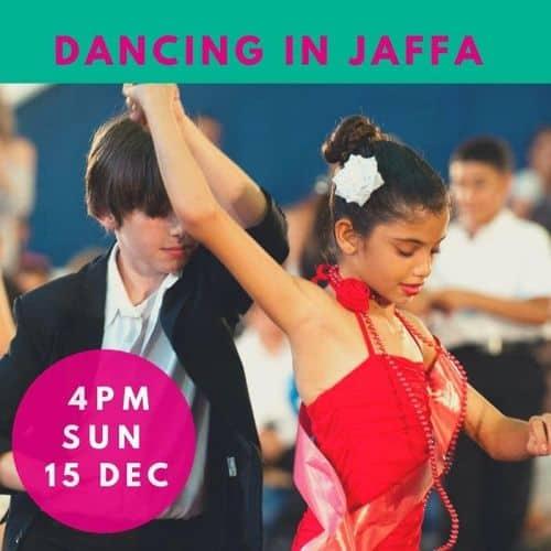 FREE screening: Dancing in Jaffa