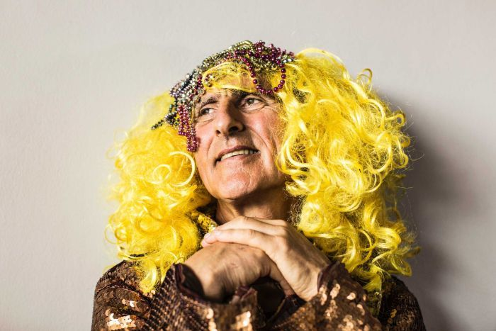 From Bar Mitzvahs to Mardi Gras: A Jewish life in gender-bending drag