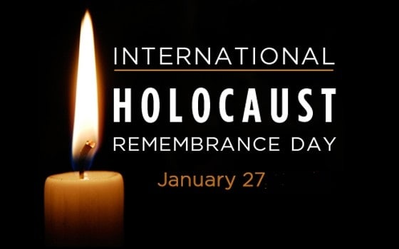 UN International Holocaust Remembrance Day in Christchurch