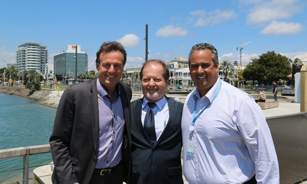 Israeli ambassador visits Tauranga