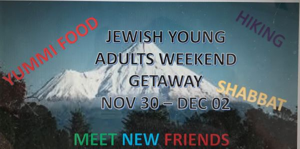 jew ready - Are Jew ready for a weekend away?