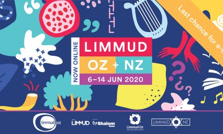 Limmud Oz & NZ Online – 3 days to go!