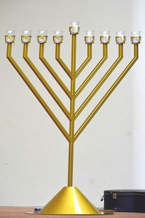 Wellington's Hanukkah in the Park 2020 – message from the Embassy of Israel