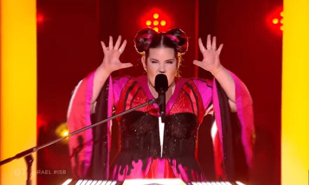 MAZAL TOV – Eurovision
