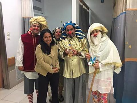 NZ Scholarship Winner Heads to Hadassah Hospital
