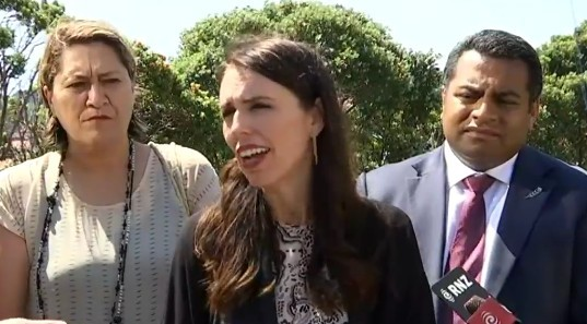 PM Jacinda Ardern criticised US move to recognise Jerusalem
