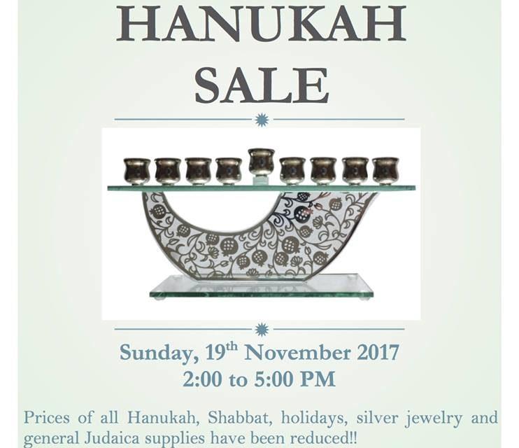 Hanukah Sale (Auckland)