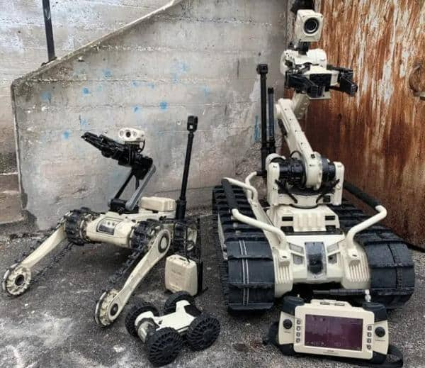Israeli company to supply robots to NZ Defense Force
