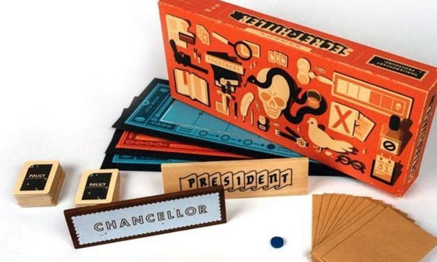 Controversial 'Secret Hitler' board game for sale in NZ
