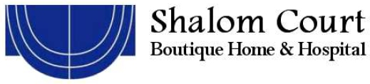 Shalom Court High Tea Fundraiser