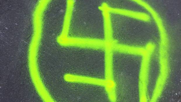 Swastikas spray-painted outside Jewish congregation in Wellington