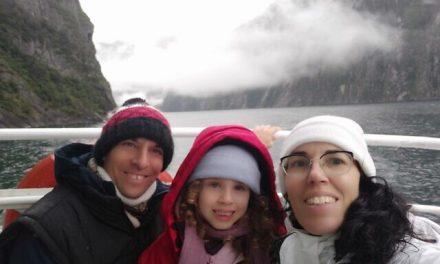 'Stuck' Israeli family gives New Zealand lockdown five stars